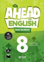 8.SINIF NEW AHEAD WITH ENGLISH TEST BOOKLET 2020 / TEAM ELT