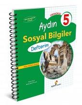 AYDIN Ortaokul 5 Aydın Sosyal Bilgiler Defterim