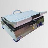 Tuğra Te 7800 20 Dilim Döküm Yüzey Elektrikli Sanayi Tipi Eko Tost Makinesi (Temizleme Fırçası Hediyeli)