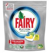 Fairy Platinum Kapsül 26 Adet