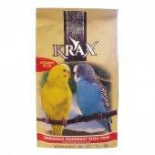Krax Kabuksuz Muhabbet Kuşu Yemi 400 Gr