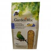 Gardenmix Platin Seri Soyulmuş Muhabbet Kuş Yemi 400 Gr