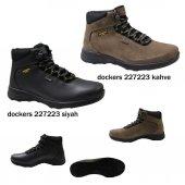 Dockers By Gerli Hakiki Deri Siyah Erkek Bot 227223 9pr-2