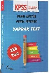 Doktrin Yayınları KPSS Genel Yetenek Genel Kültür Yaprak Test