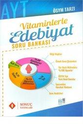 AYT Vitaminlerle Edebiyat Soru Bankası Sonuç Yayınları