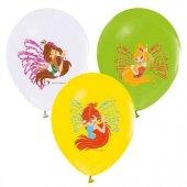 Balon Baskılı Lisanslı 12 İnc 4+1 Wınx Powerment Pk 12 Adet