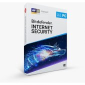 Bitdefender 2019 5 Kullanıcı 1 Yıl Internet Security