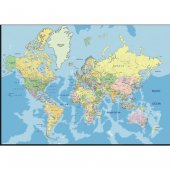 Puzzle 1000 Parça B. Dünya Haritası Adam G....