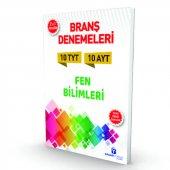 BAŞARIYORUM TYT - AYT FEN BİLİMLERİ 2Sİ BİR ARADA BRANŞ 10 DENEMESİ
