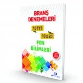 BAŞARIYORUM TYT FEN BİLİMLERİ BRANŞ 10 DENEMESİ