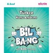 KÜLTÜR 8.SINIF TÜRKÇE KONU ANLATIM BİL-BANG