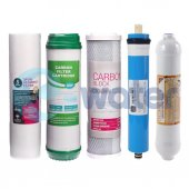 Su Arıtma Cihazı Filtresi 5 Li Set 5 Aşamalı Vontron Membran