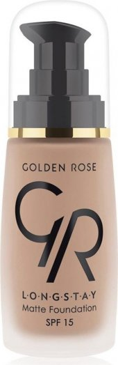 Golden Rose Longstay Matte Foundation N0 10