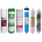 Su Arıtma Cihazı Filtresi 6 Lı Filtreli 10 Aşamalı 4 Lü Mineral Filtre