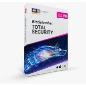 Bitdefender 2019 5 Kullanıcı 1 Yıl Total Security