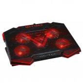Tx V Max 5x7cm Kırmızı Led Fanlı, 6x Yükseklik...