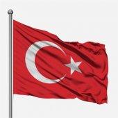 Türk Bayrağı 600x900