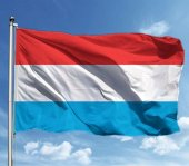 Lüksemburg Gönder Bayrağı