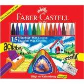 Faber Castell 15 Li Mum Boya