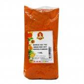 Kırmızı Acı Toz Biber (1 Kg)