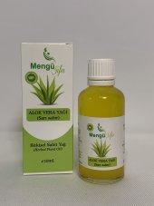 Mengü Şifa %100 Aloe vera yağı 50ml