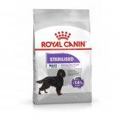 Royal Canin Ccn Maxi Sterilised Yetişkin Kısır Köpek Maması 9 Kg