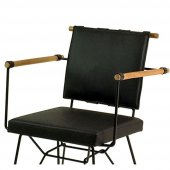 Penyez Tel Mutfak Sandalyesi-2
