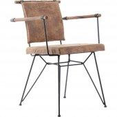 Penyez Tel Mutfak Sandalyesi-6