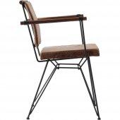 Penyez Tel Mutfak Sandalyesi-7