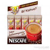 Nescafe 2'si 1 Arada 40'li Ekonomik Paket Skt...