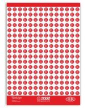 KAYA SİPARİŞ FİŞİ (A5) 14x20 cm 2 NÜSHA OTOKOPİLİ 1-5-10-50 CİLT-3