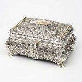 Dev Sandık Mücevher Kutusu-4