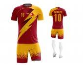Şimşek 04 - Futbol Forması, Forma Takımı, Forma Yaptırmak, Kişiye Özel Forma Dizayn - ACR Giyim