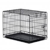 Has Katlanabilir Köpek Kafesi No:2 60cmX42cmX45cm