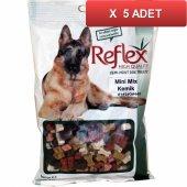 Reflex Semi Moist Kemik Kalp Köpek Ödülü 150 Gr...