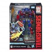 Transformers Film Serisi Büyük Figür Optimus...