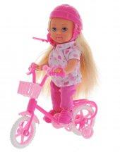 Evi Love İlk Bisikletim Pembe Kask