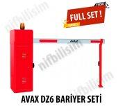 AVAX DZ6 Otopark Bariyer Sistemi