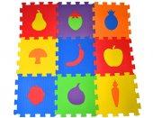 Eva Puzzle 33x33cm X 7mm Meyveler