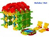 Mega Joesy Eğitici Blok Oyunu 100 Parça-2