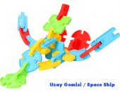 Mega Joesy Eğitici Blok Oyunu 100 Parça-3
