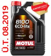 MOTUL 8100 ECO LITE 5W30 4 LT