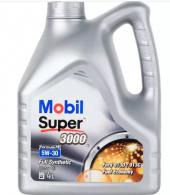 Mobil Super 3000 X1 Formula Fe 5w30 913d Motor Yağı 4lt
