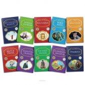 çocuk Klasikleri Seti (10 Kitap) Maviçatı Yayınları