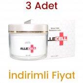 3 Adet Allecell Kremi 3 X 100 Ml