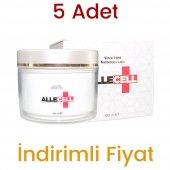 5 Adet Allecell Kremi 5 X 100 Ml