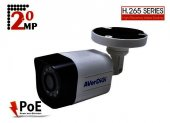 Averdigi AD-520B 2mp 3.6mm Lens H.265 Poeli IR Bullet IP Kamera