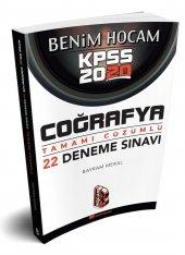 Benim Hocam Yayınları 2020 Kpss Coğrafya Tamamı...