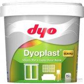 Dyo Dyoplast Silikonlu Mat İç Cephe Boyası 2,5 Lt (Tüm Renkler)
