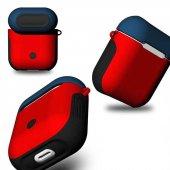 Apple Airpods Kılıf Zore Shockproof Silikon-8